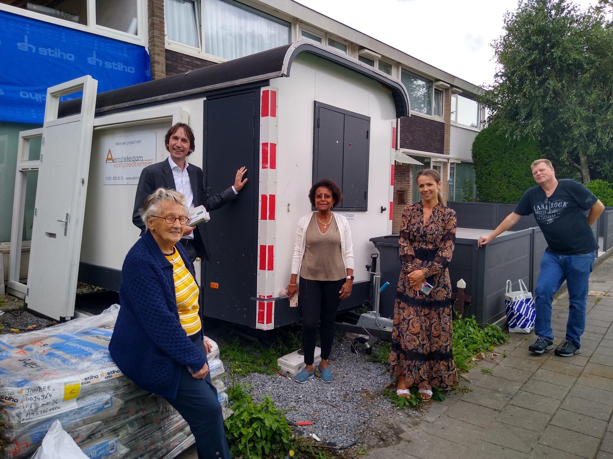 Gemeente Amstelveen 'Overlast door (ver)bouwwerkzaamheden'