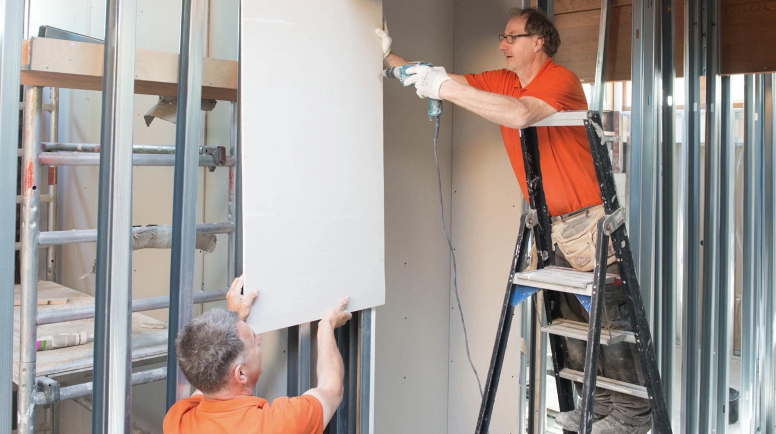 Houd de buren blij tijdens uw verbouwing of renovatie