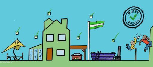 Vergunningvrij bouwen in delen Rotterdam